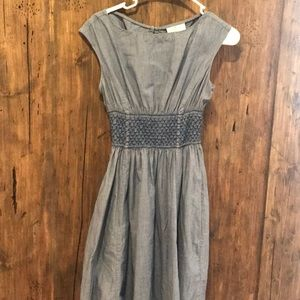 Kate spade chambray dress